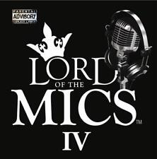 Lord Of The Mics IV - Various Artists (NEW CD+DVD)