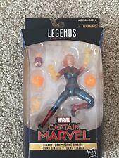Marvel Legends Captain Marvel MIB