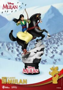 Beast Kingdom Disney D-Stage 055 - Classic Mulan (Diorama Stage)