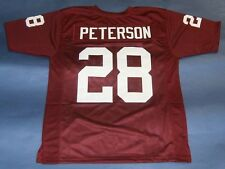 ADRIAN PETERSON CUSTOM OKLAHOMA SOONERS JERSEY OU