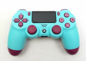 Sony Playstation 4 PS4  Wireless Controller Berry Blue -CUH-ZCT2U