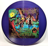 "THE FUZZTONES  "" Lysergic Emanations "" -   Vinyl, LP,  Picture Disc  -  1990 UK"