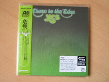 "YES  ""Close to the Edge""  Japan mini LP SHM CD"