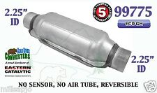 "Eastern Universal Catalytic Converter ECO GM 2.25"" 2 1/4"" Pipe 12"" Body 99775"