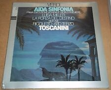Toscanini VERDI Aida Sinfonia - Movimento Musica 01.002 SEALED