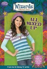 Wizards of Waverly Place #6: All Mixed Up by Alexander, Heather
