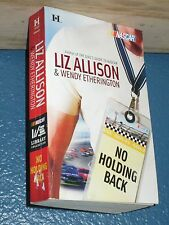 No Holding Back by Wendy Etherington FREE SHIPPING NASCAR 0373772637