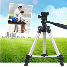 Universal Professional Aluminum Telescopic Camera Tripod Stand Holder SM