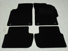 Chevrolet Spark 2010-on Fully Tailored Deluxe Car Mats in Black