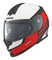 Schuberth S2 Sport Helmet Elite Red M 56/57