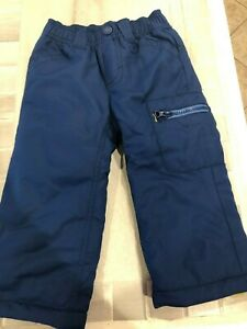 Toddler Blue Snowpants by Old Navy - Sz 18-24 Mos