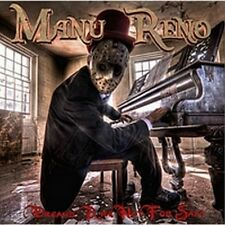 Manu Reno - Dreams Are Not For Sale - great new Spanish rock / metal album