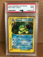Politoed PSA 9 H23/H32 LOW POP 63 Skyridge 2003 Set HOLO Pokemon TCG Card MINT