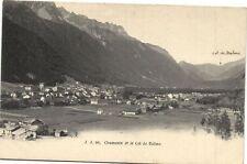 CPA  Charmonix et le Col de Balme   (173258)