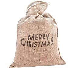 East of india merry christmas joyeux noël santa de hesse style vintage sac
