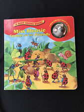 Miss Mouse Counts On Her Friends Boardbook From A Busy Friend Book
