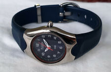 Avia Time Sports Watch SMALL Blue Rubber Strap BRAND NEW BOXED 50M WR WARRANTY