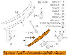 MERCEDES OEM C300 Trunk Lid-Applique Window Trim Panel 2057400093
