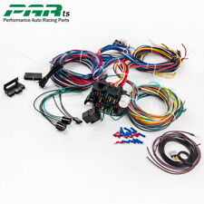 21 Circuit Wiring Harness fits CHEVY Mopar FORD Hotrod UNIVERSAL Extra long