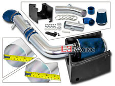 BLUE COLD SHIELD AIR INTAKE KIT+FILTER For Ford 05-08 F150 5.4L V8