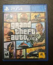 Grand Theft Auto V PS4 Game PlayStation 4 GTA 5