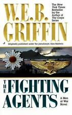 The Fighting Agents (Men at War), W.E.B. Griffin, 0515130524, Book, Acceptable