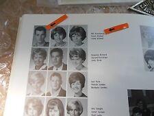 BILL KREUTZMANN HIGH SCHOOL YEARBOOK/1964 PALO ALTO, CALIF/GRATEFUL DEAD DRUMMER