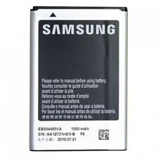 ORIGINAL BATTERY SAMSUNG EB504465VU 1500mAh GALAXY WAVE GT-S8500 S8500 AKKU ACCU