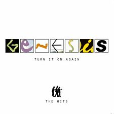 Genesis ‎– Turn It On Again (The Hits) ( CD - Compilation )