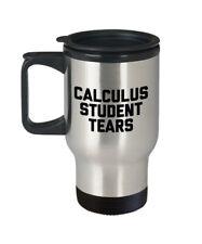 Calculus Student Coffee Mug - Customized Mug - Travel Gift for Mathematician