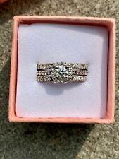 Round Diamond Engagement Ring 2.10ct Ladies 14 Karat White Gold