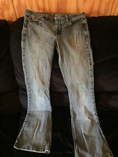 Lei Jeans Size 5 Boot Cut Denim With Spandex