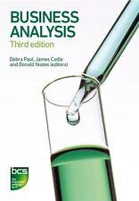Business Analysis (Paperback), 9781780172774, Cadle, James, Eva, Malcolm, Hindl.