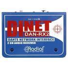 Radial DAN-RX2 2-channel 24bit/96kHz Danta Digital-To-Analog Endpoint