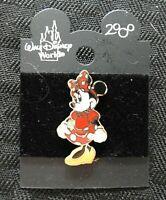 "Walt Disney World 2000 LE ""MINNIE MOUSE POLKA DRESS"" PIN PERFECT"