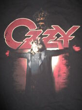 "2007 OZZY OSBOURNE ""BLACK RAIN"" Tour Concert (LG) T-Shirt"