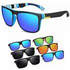 Polarized Sunglasses Men Women Retro Square Sport Driving Cycling Fishing UK