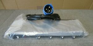 New HP Compaq 228481-003 252636-001 E04502 Modular PDU Control Unit 1-Phase Plug