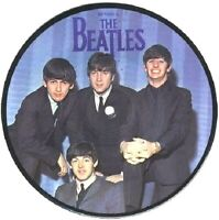 "New! Beatles Picture Disc 7"" Vinyl A Hard Day's Night The 20th Anniversary Days"