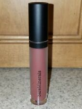 bareMinerals Gen Nude Matte Liquid Lip Color Lipstick Scandal brown berry