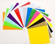"1"" & 3/4"" Tyvek Paper Wristbands Plain, Custom Print, Personalised, Paper, Event"