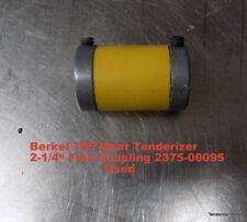 "Berkel 705 Meat Tenderizer Flex Coupling 2-1/4"" Long 2375-00095 Check length"