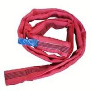 5 Ton x 2.5m EWL (5 mtr circ) round sling / Lifting strap / Hoist