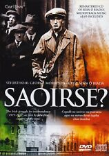 SAOIRSE? (Freedom?) DVD Liam Budhlaeir-Aindreas O'Gallchoir-George Morrison