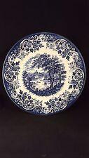 Ironstone Broadhurst Staffordshire England - The English Scene Dinner Plate
