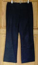 Dana Buchman Ladies Size 10 Black Dress Pants