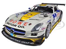 MERCEDES SLS AMG GT3 #22 ROWE RACING NURBURGRING 2013 1/18 MINICHAMPS 151133122