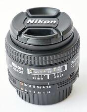 Nikon AF 24mm f/2.8D 24 2.8 Prime Lens