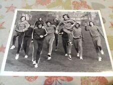 AJAX AFC, EC 1972, THE AJAX TEAM TRAINING AT SELSDON PARK, PHOTO