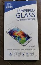 Rhino tempered glass screen protector LG Stylo 3 9H hardness HD